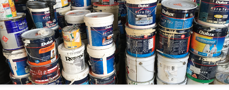 Waste Paint Disposal Amp Recycling Solvents And Thinners